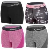 Boxer Shorty  Femme Licence Sport compatible Reebok Collection-Assortiment modèles photos selon arrivages-