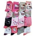 Chaussettes Enfant Licence HELLO KITTY fantaisie -Assortiment modèles photos selon arrivages-
