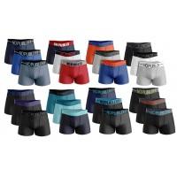 Boxer No Publik Homme Confort et Qualité en Coton -Assortiment modèles photos selon arrivages-