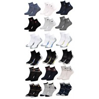 Chaussettes homme LOTTO Socquettes Tiges 2 tiers