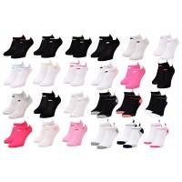 Chaussettes Femme  LOTTO Socquettes Tiges courtes Sport