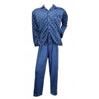 Ensemble pyjama homme boutonné Chaleur et Confort