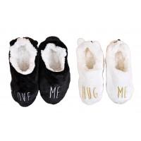 Pantoufles pour Femme CASA & CO Humoristique Confort