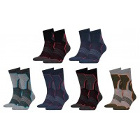 Chaussettes SPORT HEAD PERFORMANCE -Assortiment modèles photos selon arrivages-