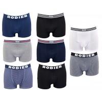 Boxer RODIER pour Homme Qualité et Confort -Assortiment modèles photos selon arrivages-