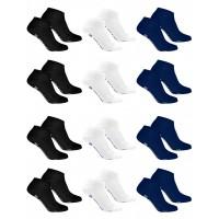 Chaussettes homme SERGE BLANCO Socquettes Tiges Courtes -Assortiment modèles photos selon arrivages-