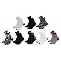 Chaussettes femme TWINDAY Qualité et Confort-Assortiment modèles photos selon arrivages-