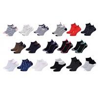 Chaussettes Courtes femme TWINDAY Qualité et Confort-Assortiment modèles photos selon arrivages-