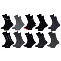 Chaussettes Homme TWINDAY Qualité et Confort-Assortiment modèles photos selon arrivages-