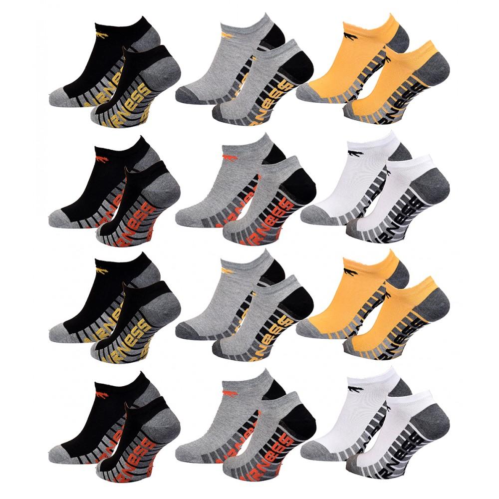 Chaussettes enfantAIRNESS Qualité et Confort-Assortiment modèles photos selon arrivages-