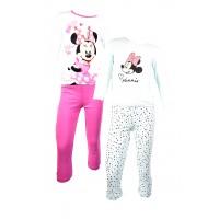 Ensemble pyjama long Fille Disney : Minnie, Looney Tunes,  Minions, Peppa Pig