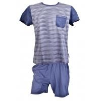 Pyjama Homme CERRUTI 1881 en Coton -Chaleur, Douceur et confort-