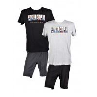 Pyjama Homme DRAGONBALL en Coton -Chaleur, Douceur et confort-