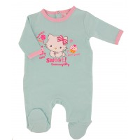 Pyjama Bébé Hello Kitty