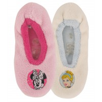Chaussons Ballerines enfant fille lot de 2 DISNEY