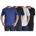 T shirts Enfant Lot de 4 Uni Ozabi Basic