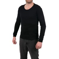 T shirts Thermal Manches Longues Homme
