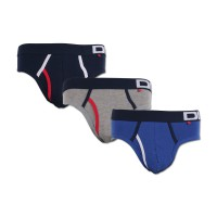 Slips Homme Lot de 3