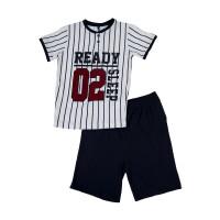 Pyjama Short Garçon