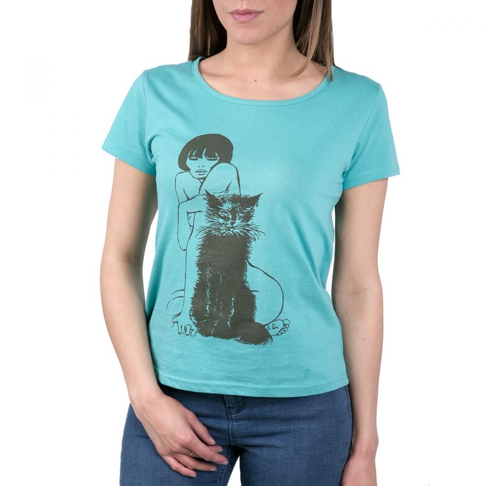 T-shirt imprimé femme Valentina b9d591e1bf58