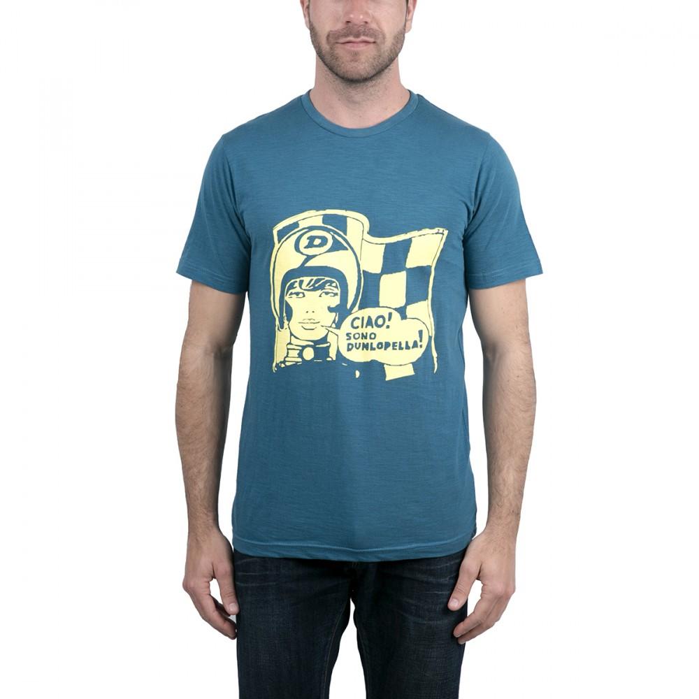 T shirt Homme col rond manches courtes à imprimé 89b2aa97e234