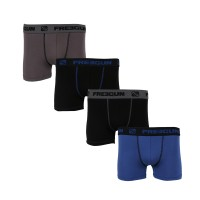 Boxers - Caleçons enfant Freegun lot de 4