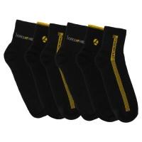 Chaussettes courtes homme Longboard lot de 6