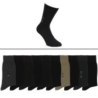 Chaussettes homme lot de 10