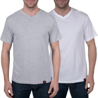 T shirts Pierre Cardin homme lot de 2