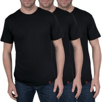 T shirts Pierre Cardin homme lot de 3
