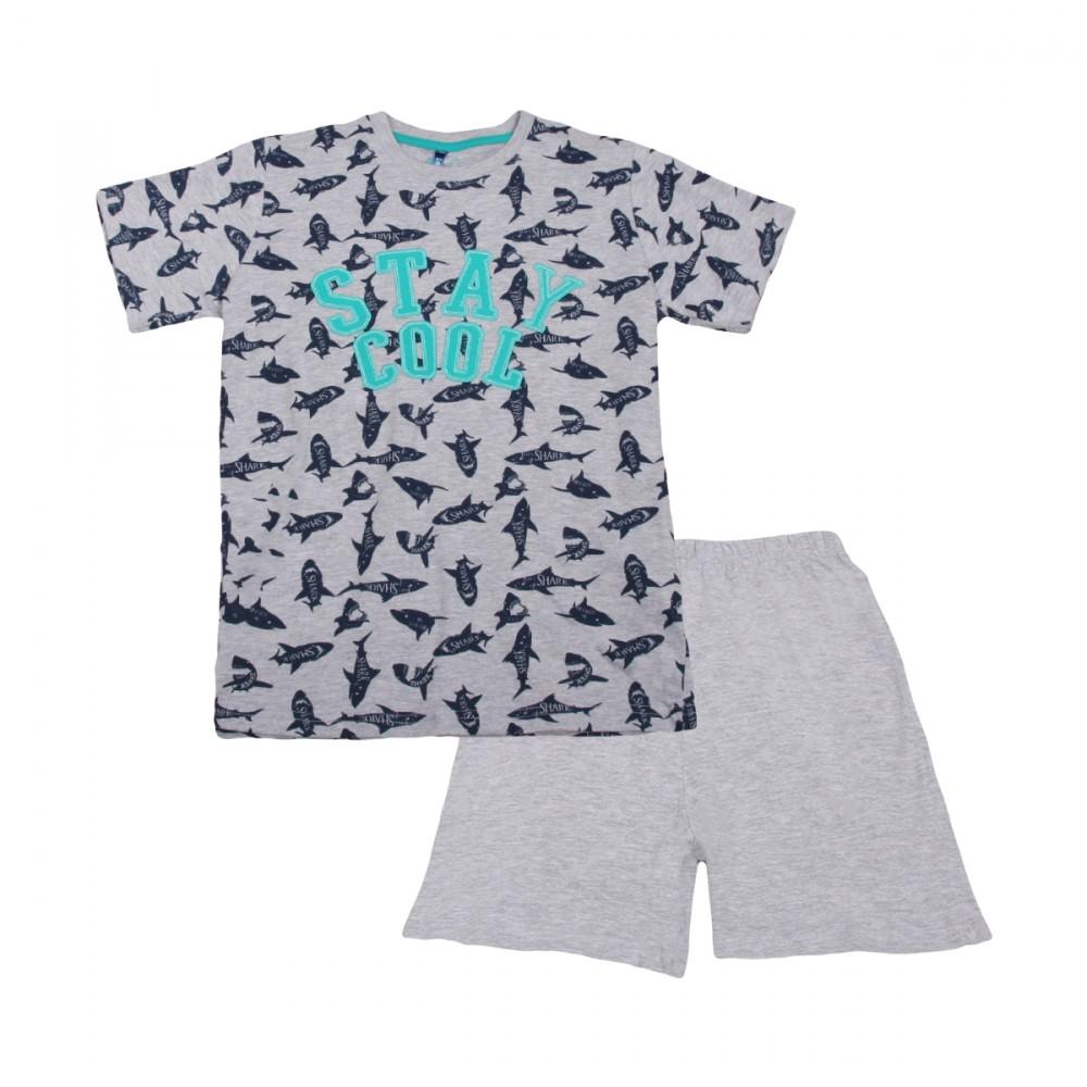 Ensemble pyjama short garçon