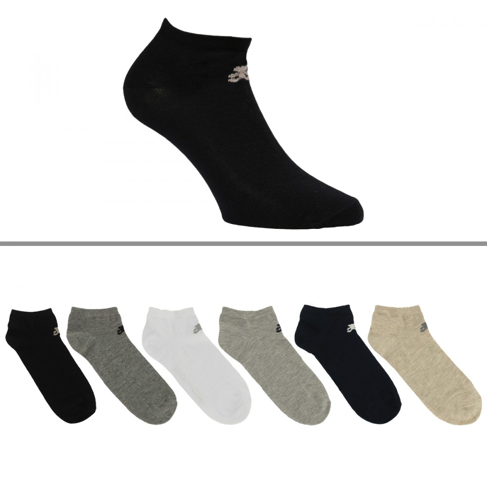 best website quality products the best Chaussettes courtes Lulu Castagnette femme lot de 6