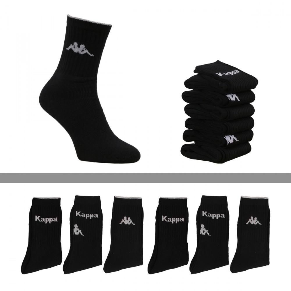 Chaussettes Sport Homme lot de 6 KAPPA