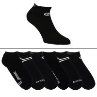Chaussettes courtes Longboard sport homme lot de 6