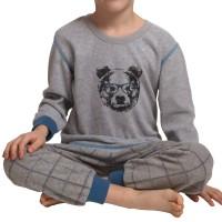 Ensemble pyjama polaire garçon
