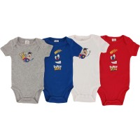 Body Bébé Lot de 4
